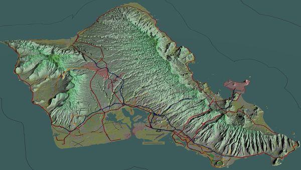 ハワイ・オアフ島