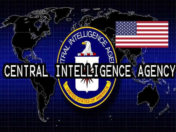 アメリカの情報機関....中央情報局