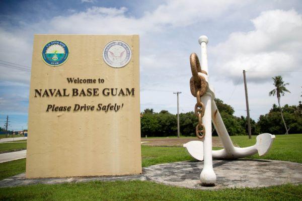 グアム海軍基地