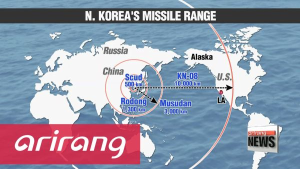 すごい ! 北朝鮮新たなの大陸間弾道ミサイル, 米本土に到達することができます ! 拍手 ! 拍手 !