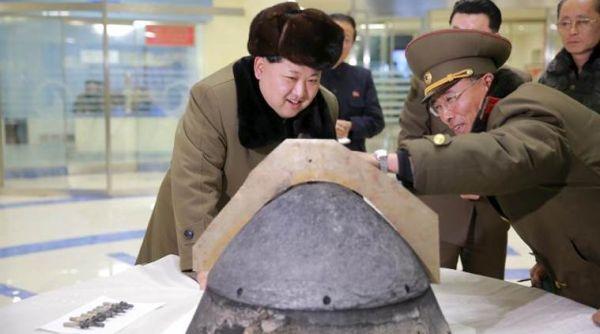 北朝鮮が世界の終わりまでもICBMの製造が続いている ! じゃ....頑張れ !