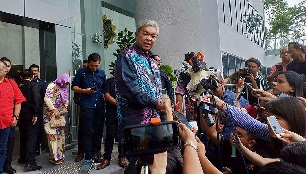 マレーシアの元副首相, 汚職対策委員会次逮捕されの対象 ! いいね !!