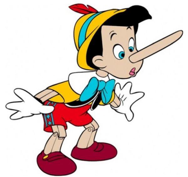 ピノキオ ! 金豚の転生....史上最強の嘘つき