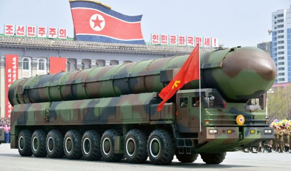 北朝鮮の「偉大なる指導者」からトランプ大統領へのプレゼント