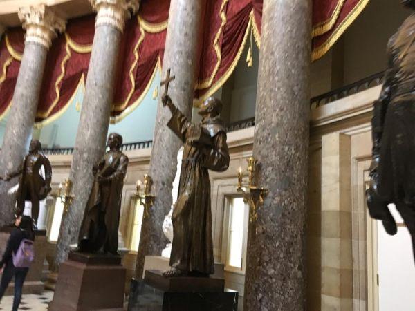 国立彫像ホール・コレクションの一部