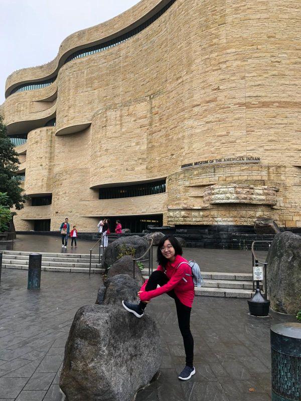 国立アメリカ・インディアン博物館.....スミソニアン博物館