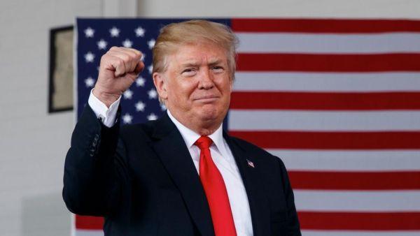 アメリカ合衆国 第45代の大統領…..ドナルド・トランプ