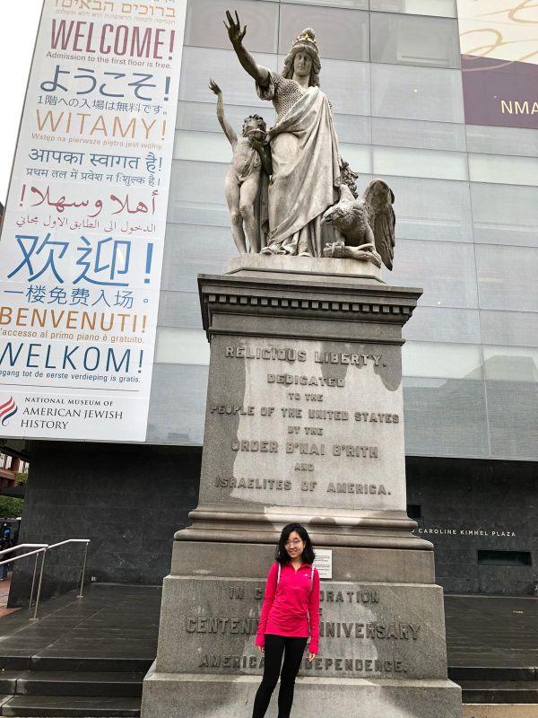 宗教的な自由の像