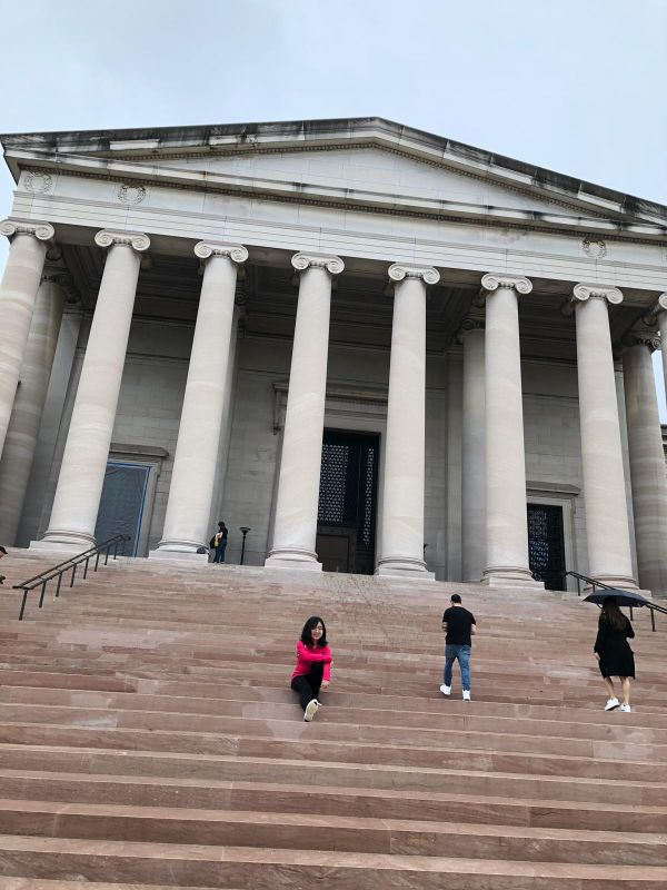ジェファーソン記念館