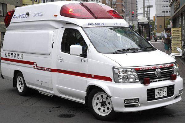 日本の救急車、重症か軽症かで「行き先」判断   Sakura Jade House